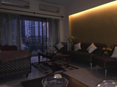 Gallery Cover Image of 1148 Sq.ft 3 BHK Apartment for rent in South City Apartment, Jadavpur for 53000
