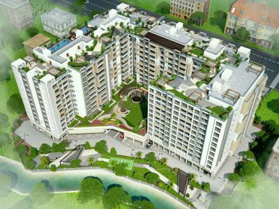 Gallery Cover Image of 1206 Sq.ft 3 BHK Apartment for buy in Shankar Nagar for 3618000