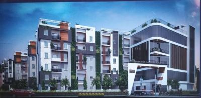 Gallery Cover Image of 1460 Sq.ft 3 BHK Apartment for buy in Bachupally for 7500000