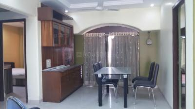 Gallery Cover Image of 1500 Sq.ft 3 BHK Apartment for rent in Vashi for 55000