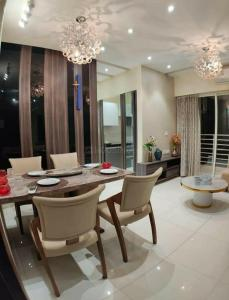 Living Room Image of 640 Sq.ft 1 BHK Apartment for buy in JSB Nakshatra Aarambh, Naigaon East for 2900000