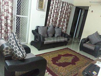Gallery Cover Image of 1120 Sq.ft 2 BHK Apartment for rent in Wakad for 22000