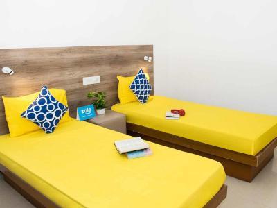 Bedroom Image of Zolo Magestinos in Pimple Saudagar