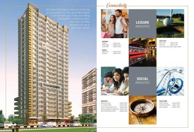Gallery Cover Image of 532 Sq.ft 1 BHK Apartment for buy in Khar West for 5900000