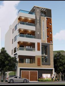 Gallery Cover Image of 2100 Sq.ft 3 BHK Apartment for buy in Annapurneshwari Nagar for 10100000