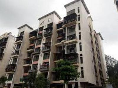 Gallery Cover Image of 978 Sq.ft 2 BHK Apartment for rent in Om Shree, Ghansoli for 20000