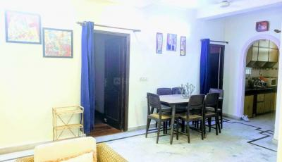Gallery Cover Image of 1450 Sq.ft 3 BHK Independent Floor for rent in Vaishali for 21000