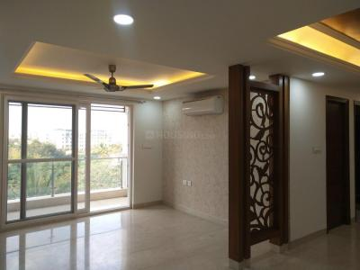 Gallery Cover Image of 2650 Sq.ft 3 BHK Apartment for rent in Banjara Hills for 75000
