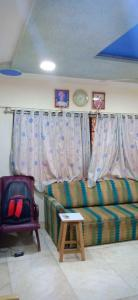 Gallery Cover Image of 500 Sq.ft 1 BHK Apartment for rent in Kamothe for 50000