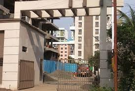 Gallery Cover Image of 774 Sq.ft 2 BHK Apartment for rent in Lanke Palm Avenue, Wakad for 17500