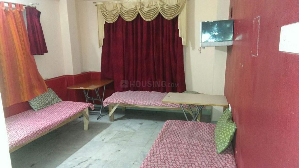 Bedroom Image of Balaji Girls PG & Hostel in Ballygunge
