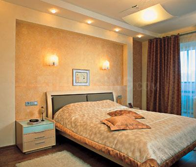 Bedroom Image of 603 Sq.ft 1 BHK Apartment for buy in Vikhroli East for 7300000