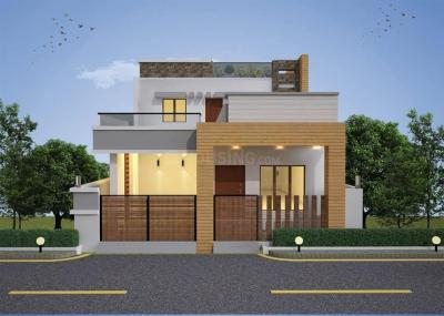 Gallery Cover Image of 1200 Sq.ft 2 BHK Independent House for buy in Jakkur for 5800000