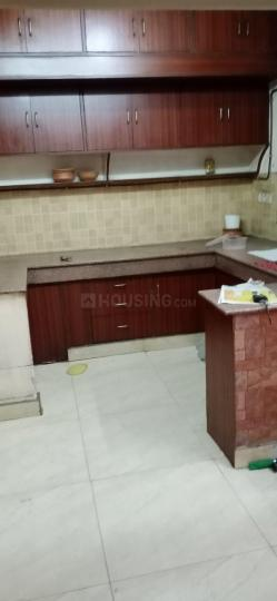 Kitchen Image of 1000 Sq.ft 2 BHK Apartment for rent in Sector 23 Dwarka for 23000