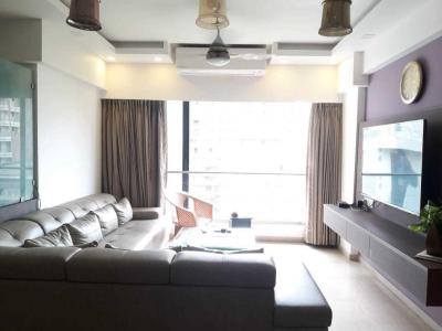 Gallery Cover Image of 1600 Sq.ft 3 BHK Apartment for buy in Bandra West for 67000000