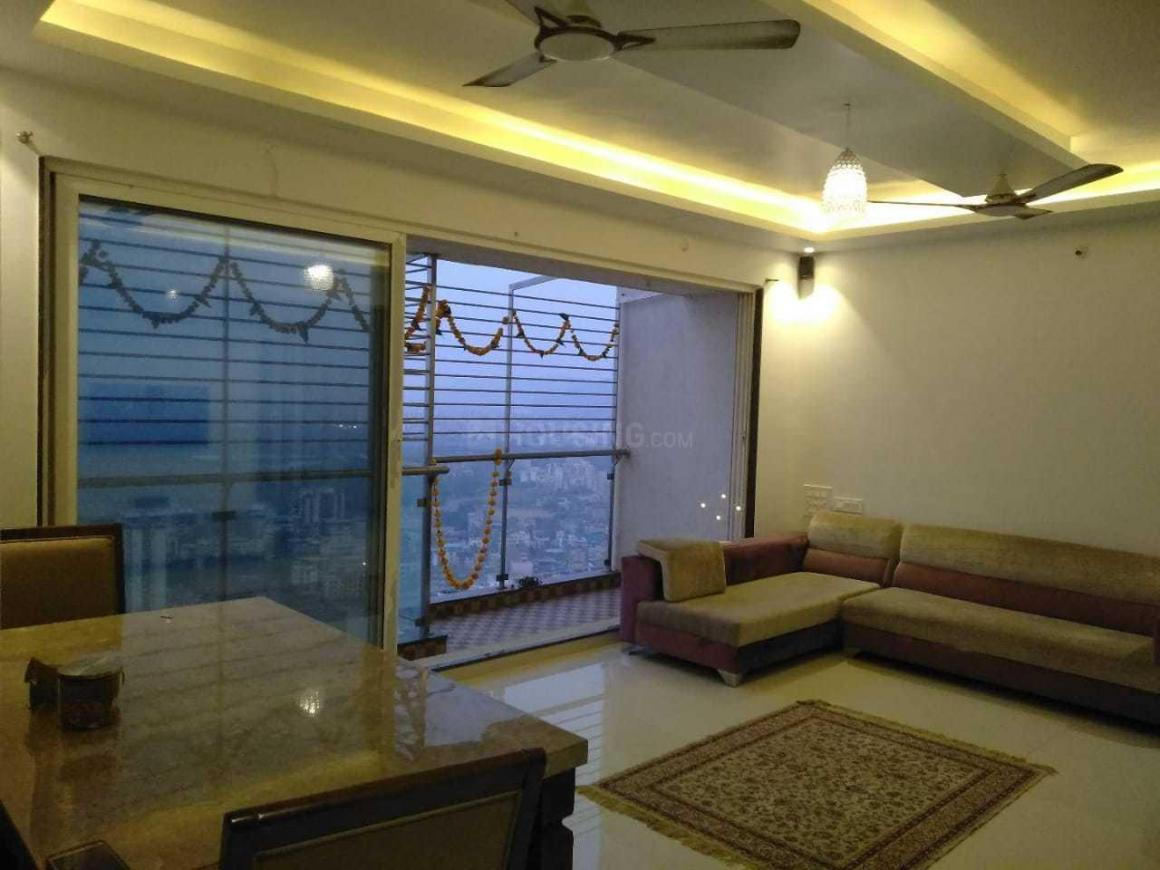 Living Room Image of 1150 Sq.ft 2 BHK Apartment for rent in Kalyan West for 30000