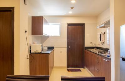 Kitchen Image of 2bhk (tb-407) In Golf Edge in Gachibowli