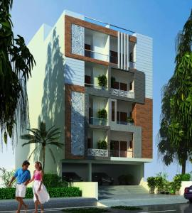 Gallery Cover Image of 1000 Sq.ft 3 BHK Independent Floor for buy in Sector 7 for 5800000