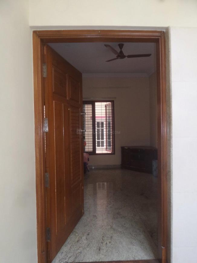 Main Entrance Image of 1450 Sq.ft 3 BHK Independent Floor for rent in Basaveshwara Nagar for 26000