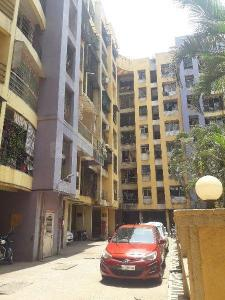 Gallery Cover Image of 580 Sq.ft 1 BHK Apartment for buy in Agarwal Peace Heaven, Vasai West for 4000000