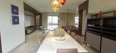 Living Room Image of 3360 Sq.ft 4 BHK Independent Floor for buy in Kundan Emirus, Baner for 39000000