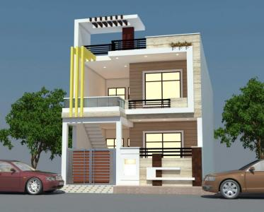 Gallery Cover Image of 1900 Sq.ft 3 BHK Villa for buy in Sarojini Nagar for 6500000