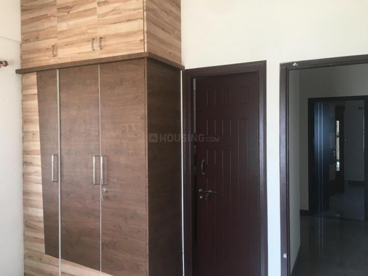 Bedroom Image of 1000 Sq.ft 2 BHK Apartment for rent in Hebbal Kempapura for 14500