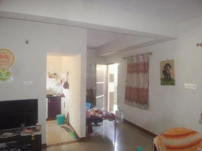 Gallery Cover Image of 750 Sq.ft 1 BHK Apartment for rent in Hebbal Kempapura for 11000