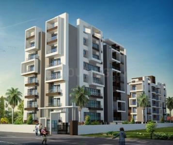 Gallery Cover Image of 809 Sq.ft 2 BHK Apartment for buy in Lake Town for 4206800