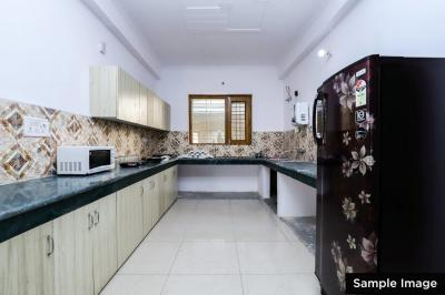 Kitchen Image of Oyo Life Blr1952 Hsr Layout in HSR Layout
