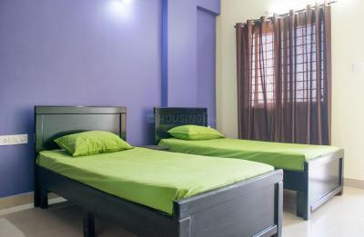 Bedroom Image of 3 Bhk In Samaikyaa's K. K. Veni Plaza in Mahadevapura