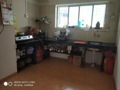 Kitchen Image of Female Flatmets Required For 2bhk Flat in Akurdi