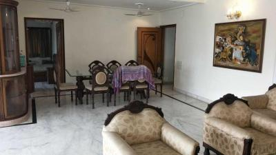 Gallery Cover Image of 2750 Sq.ft 3 BHK Apartment for rent in Ballygunge for 90000