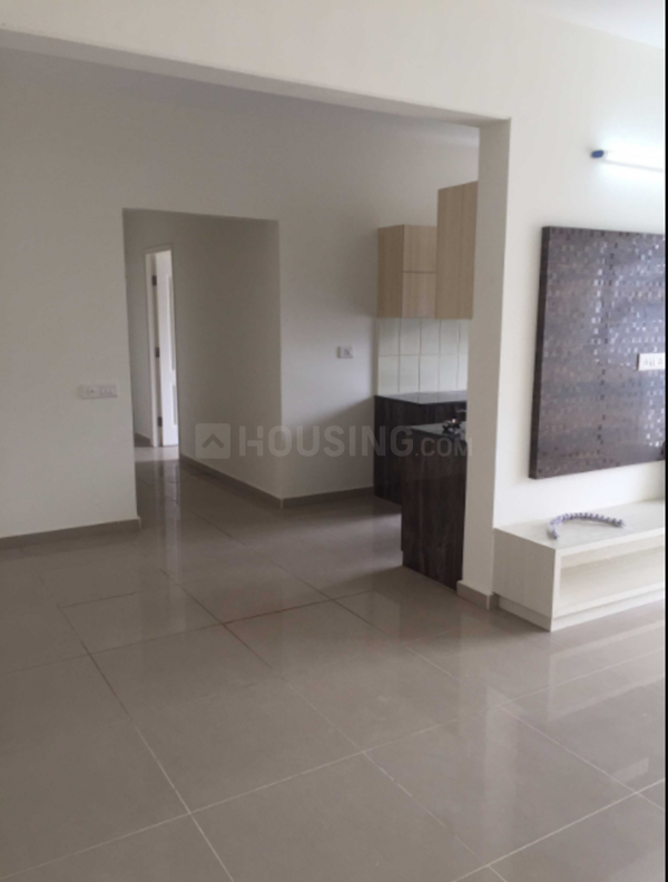 Living Room Image of 1300 Sq.ft 3 BHK Apartment for rent in Bychapura for 13000