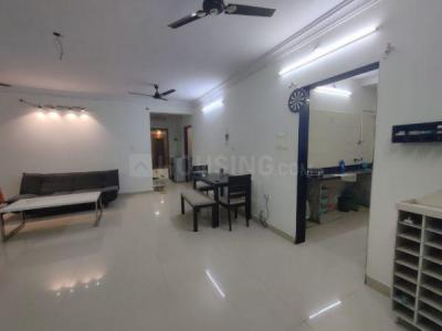 Gallery Cover Image of 1440 Sq.ft 3 BHK Apartment for rent in Sheth Vasant Galaxy, Goregaon West for 65000