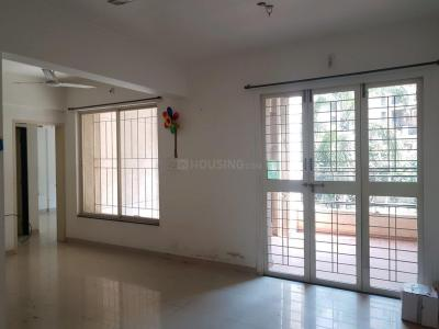 Gallery Cover Image of 1300 Sq.ft 3 BHK Apartment for rent in Rama Swiss County, Thergaon for 20000
