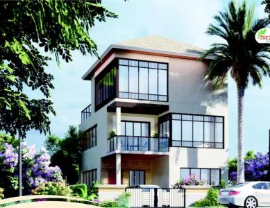 Gallery Cover Image of 2600 Sq.ft 3 BHK Villa for buy in Nandigama for 10200000