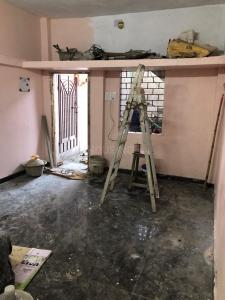 Gallery Cover Image of 650 Sq.ft 1 BHK Independent House for rent in Virugambakkam for 12000