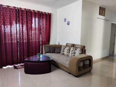 Gallery Cover Image of 1241 Sq.ft 3 BHK Apartment for rent in Provident Harmony, Chokkanahalli for 25000