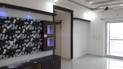 Gallery Cover Image of 1500 Sq.ft 3 BHK Apartment for rent in Nallagandla for 25000