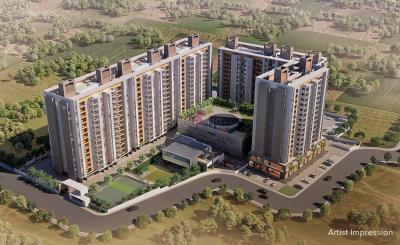 Gallery Cover Image of 1003 Sq.ft 2 BHK Apartment for buy in Hinjewadi for 5100000