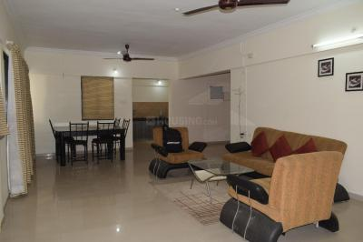 Gallery Cover Image of 1605 Sq.ft 3 BHK Apartment for buy in Kharadi for 11500000