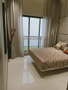 Bedroom Image of 393 Sq.ft 1 BHK Apartment for buy in Sunteck MaxxWorld 1 Tivri Naigaon East, Naigaon East for 3525000