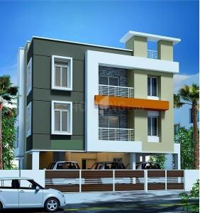 Gallery Cover Image of 910 Sq.ft 2 BHK Apartment for buy in Pozhichalur for 4186000
