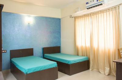 Bedroom Image of Sree Surya Suit in Marathahalli