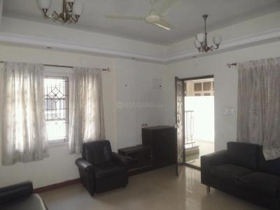 Gallery Cover Image of 2000 Sq.ft 3 BHK Apartment for rent in Jakkur for 30000
