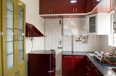 Kitchen Image of Abhee Lake View in Kaikondrahalli