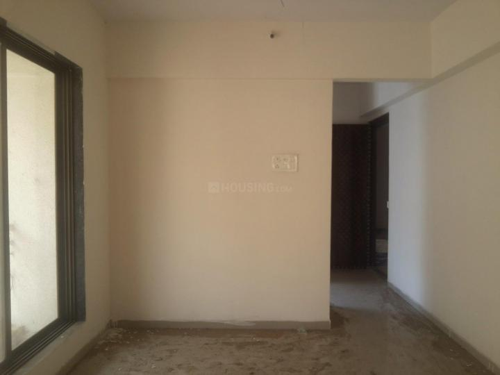 Living Room Image of 650 Sq.ft 1 BHK Apartment for rent in Kharghar for 8500