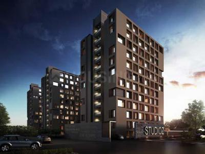 Gallery Cover Image of 630 Sq.ft 1 RK Apartment for buy in Gota for 2200000