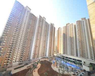 Gallery Cover Image of 1132 Sq.ft 3 BHK Apartment for buy in Lodha Splendora Platino E To G Vivant A To D, Thane West for 9900000